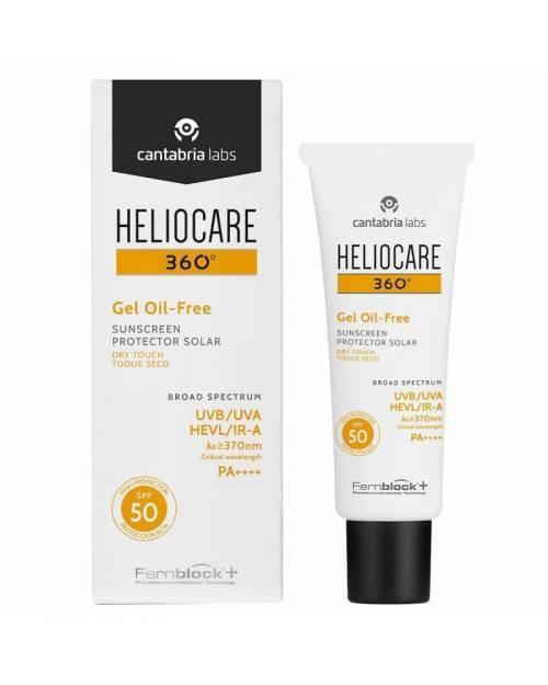 Heliocare 360º Gel Oil-free SPF 50 50ml