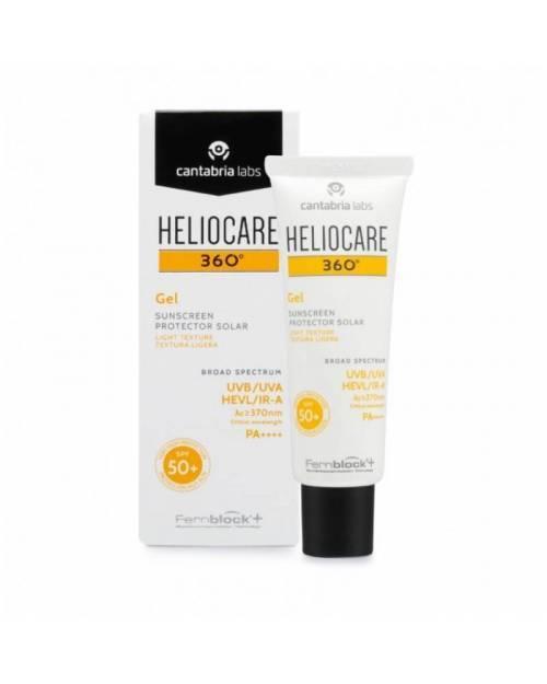 Heliocare 360 Gel SPF50+ 50ml