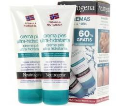 neutrogena formula noruega pies crema ultrahidra