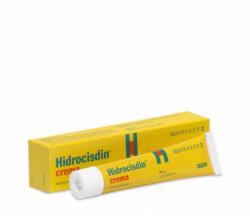 HIDROCISDIN             0.5% CREMA 30 G
