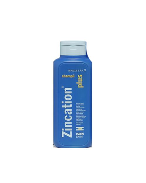 Zincation plus (champu 500 ml )