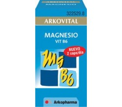 arkovital magnesio 30 capsulas