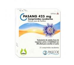 PASANG (425 MG 30 COMPRIMIDOS RECUBIERTOS )
