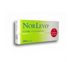 NORLEVO BCNFARMA (1.5 MG 1 COMPRIMIDO )