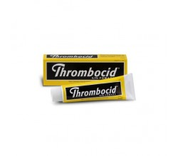 THROMBOCID (1 MG/G POMADA 1 TUBO 30 G )
