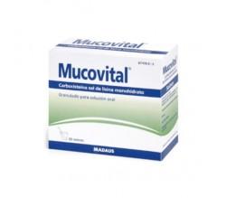 MUCOVITAL (2.7 G 20 SOBRES GRANULADO )