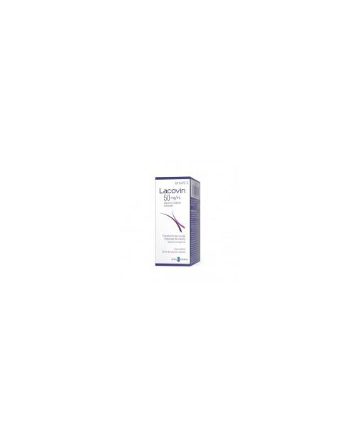 LACOVIN (50 MG/ML SOLUCION CUTANEA 1 FRASCO 60 ML )