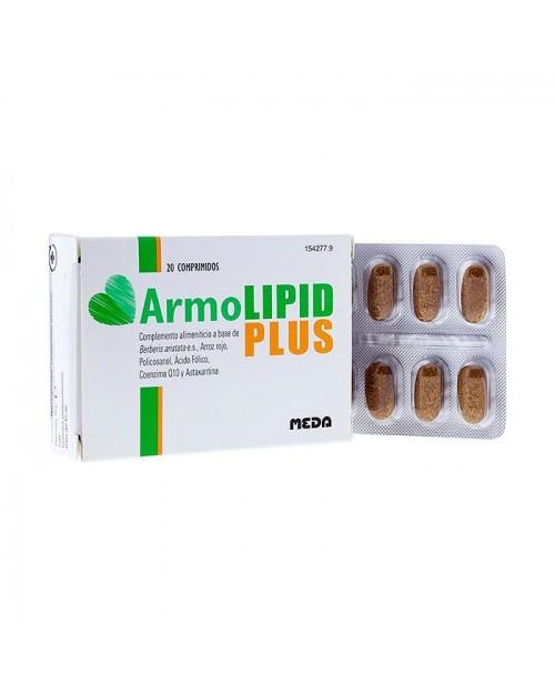Armolipid Plus 20 Comprimidos